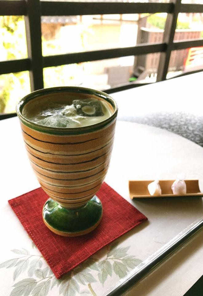 抹茶ラテ matchalatte