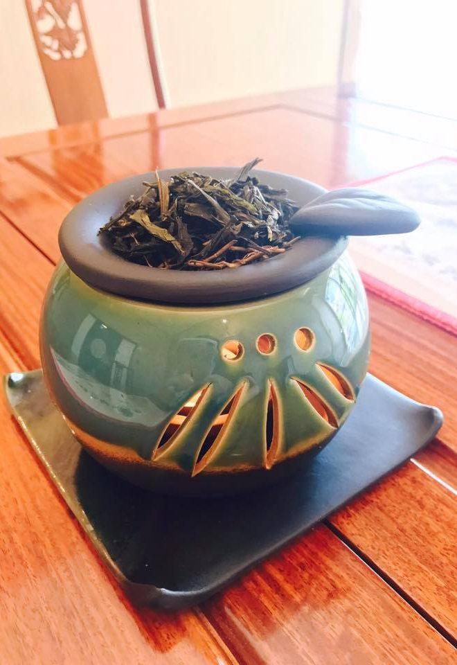茶香炉 ほうじ茶 緑茶