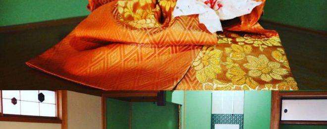 帯飾り 和飾り 床の間,