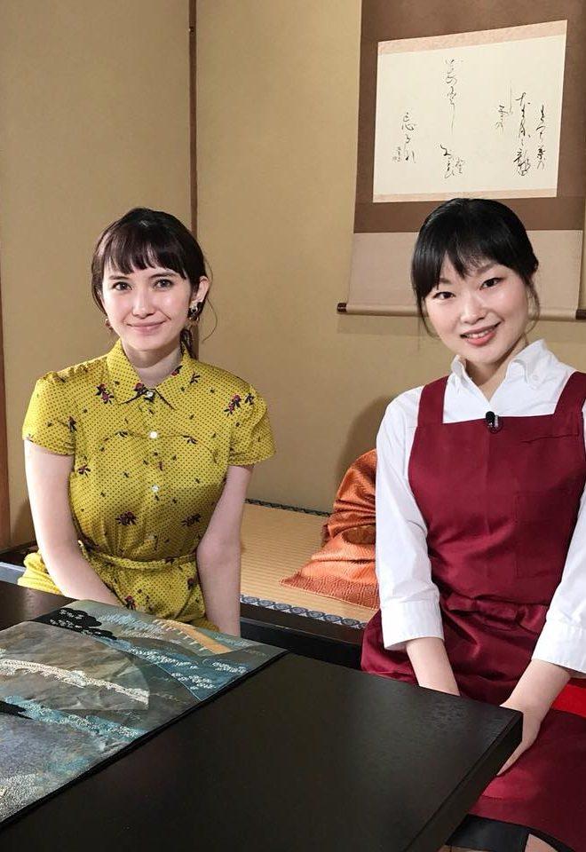 市川紗椰 東海テレビ スタイルプラス