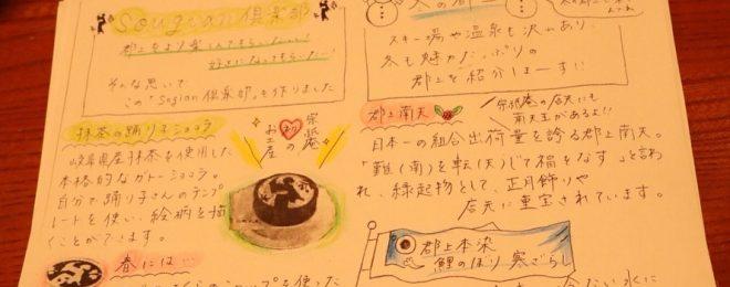オリジナルマップ 郡上八幡 宗祇庵倶楽部